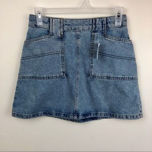 NWT Urban Outfitters BDG Denim Skirt Small